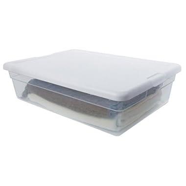 Sterilite 16558010 28QT Storage Box
