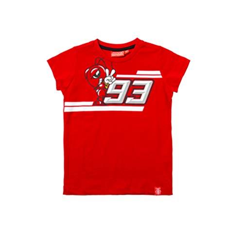 Marc Marquez 2019 93 MotoGP - Camiseta Infantil para niños de 2 a 11