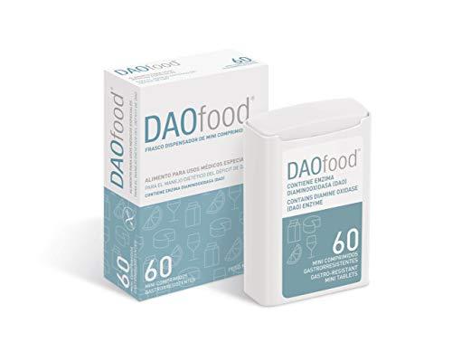 DAOfood 60 Minitabletten zur diätetischen Behandlung von DAO-Mangel
