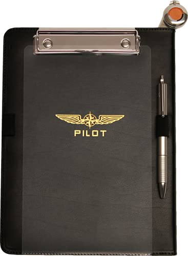 Design4Pilots - Pilot Kneeboard  i-Pilot  for Apple iPad & iPad Air