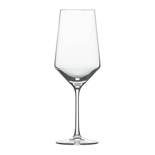 Schott Zwiesel Tritan Crystal Glass Pure Stemware Collection Bordeaux Red Wine...