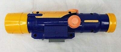 NERF LONGSHOT CS-6 BLUE AND YELLOW SCOPE, NERF SCOPE ONLY NO GUN