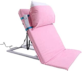 Bed Backrest Electric Adjustable Sit-up Back Rest Reclining with Removable Headrest for Orthopedic Neck Head Lumbar Suppor...
