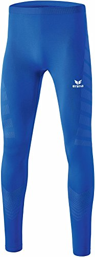 ERIMA Herren Funktionswäsche Functional Tights Lang, new royal, L, 2290702