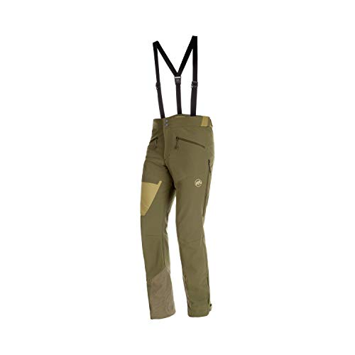 Mammut Herren Pantalon Base Jump So Touring Hombre Hose, Iguana/Boa, 48 (15.3)