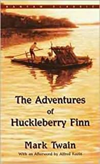 By Twain, Mark (Author), (Bantam Classics)The Adventures of Huckleberry Finn[Mass Market Paperbound ]on