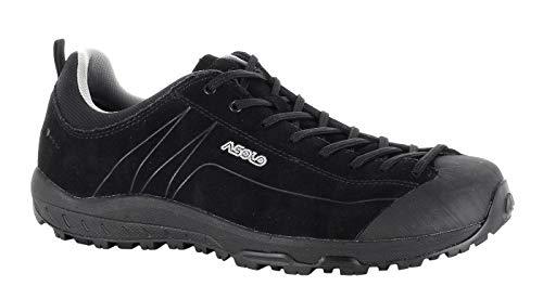 Asolo Space GV MM Black - Zapatillas de senderismo para hombre con...