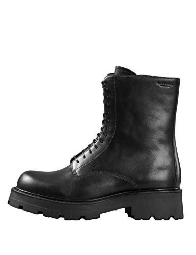 Vagabond Cosmo 2.0 5049-201-20 Damen Combat Boots Plateau schwarz, Größe:41, Farbe:Schwarz