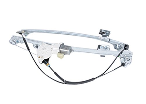 ACDelco 20945138 GM Original Equipment Front Driver Side Power Window Regulator and Motor Assembly
