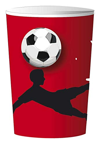 goal Becher, 8 Stück