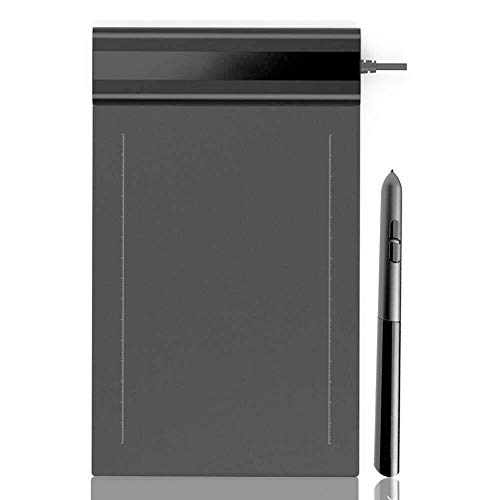 ANYIKE Graphics Tekening Tablet, Digitale Tekening Tablet, 6x4 Inch Art Tabletten met Passieve Pen Stylus