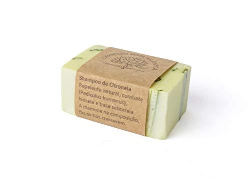 Shampoo Sólido e Sabonete Vegano Camomila. Artesanais da Expresso Mata Atlântica