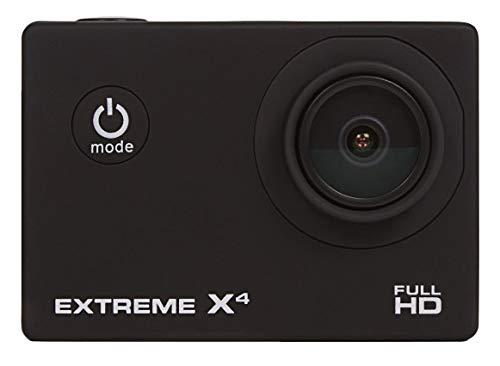 Actiecamera, waterdicht, full HD met wifi, 1,5 inch LCD-scherm, foto en video, actiecam met beeldstabilisator, actiecamera, waterdicht, 30 fps, zwart