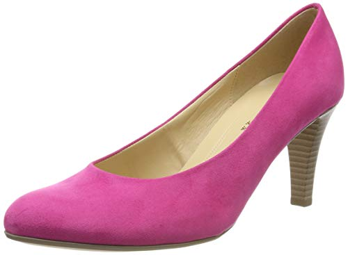 Gabor Shoes Damen Basic Pumps, Mehrfarbig (Fuxia 43), 37.5 EU