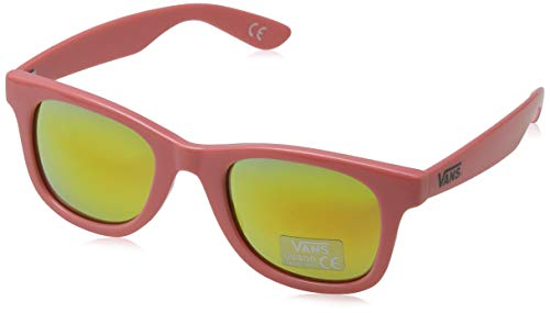 Vans Janelle Hipster Sunglasses Occhiali da Sole, Rosa (Strawberry Pink), 50 Donna