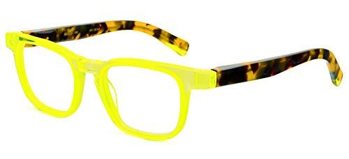Occhiali da vista Etnia Barcelona IBIZA 01 Yellow 49/19/142 unisex