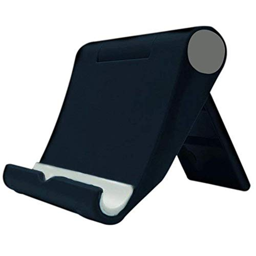 1 soporte móvil multi-ángulo Tablet soporte soporte soporte soporte negro rentable y práctico y fácil de usar pulabo