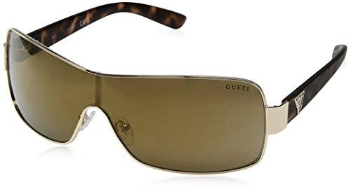 Guess GF659432G0 GF659432G0 Groß Sonnenbrille 52, Schwarz