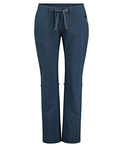 Meru Cartagena Roll Up Reisehose Damen Navy Größe EU 42 2019 Lange Hose