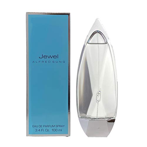 Alfred Sung Jewel by for Women Eau De Parfum Spray, 3.4-Ounce (A0122840)
