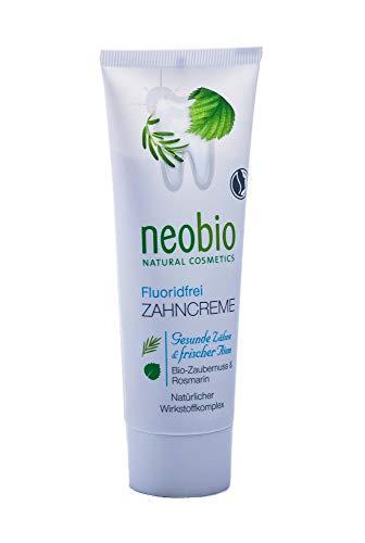 Dentifrice sans fluor de 75ml - Neobio