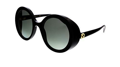 Gucci zonnebril GG0367S zwart/grijs Shaded damesbril