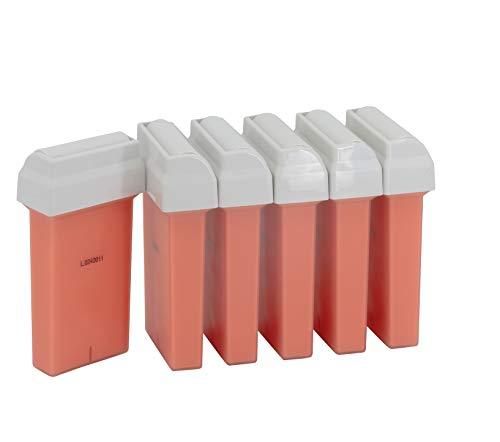 Epilwax 6 Cartuchos Compatibles Con calentador...