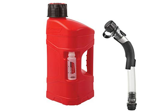 Polisport Rennsport Motorsport Kraftstoff Benzin Schnelltank Kanister 20 Liter UTV Side by Side 4x4 SUV
