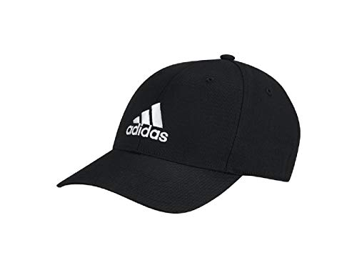 Adidas Logo Baseball Cap (OSFMen, black/white)