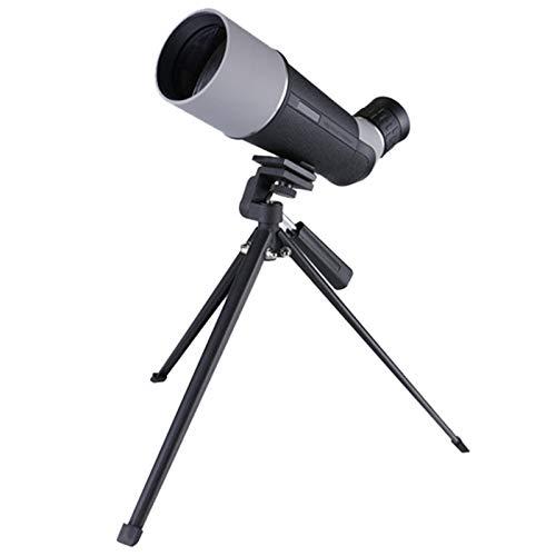 JQq Lunar Teleskop Luxuspaket für Kinder Anfänger Fernrohr für Astronomie Erwachsene mit 12x 60mm, 24mm Okular