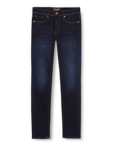 Teddy Smith 60106425D Jeans, Dark Blue, 16 Ans Garçon