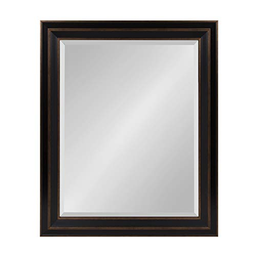 Kate and Laurel Whitley Framed Wall Mirror, 27.5x33.5, -