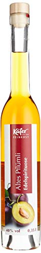 Käfer Altes Pflümli 40% vol, Obstbrände (3 x 0.35 l)