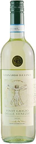 Leonardo da Vinci Vitruviano Pinot Grigio delle Venezie 2020