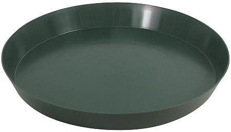 Generic Pots 724928 Premium Plastic Saucer Black 20