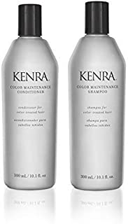 Kenra Color Maintenance 300 ml Shampoo + 300 ml Conditioner (Combo Deal) by Kenra
