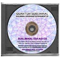 BMV Quantum Subliminal CD End Impotence Erectile Dysfunction (Ultrasonic Subliminal Series)