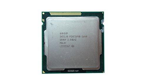 Intel Pentium G640 2.8GHz Socket 1155 SR059 reacondicionado