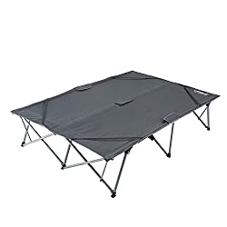 Best Camping Cot for Two [2021] 29