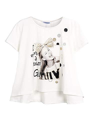Mayoral 20-06009-047 - Camiseta para niña 10 años