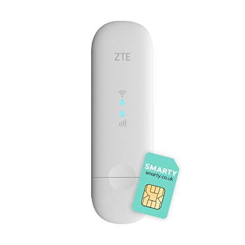 ZTE MF79U, Wingle–CAT 4-4G Unlocked WiFi USB Modem, Perfect Staycation...