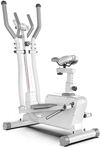 Funda de almohada versión actualizada silenciosa bicicleta ejercicio 3 en 1 interior Fitness Spinning Bicicletas paso a paso magnéticamente