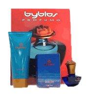 Byblos By Byblos For Women. Gift Set ( Eau De Parfum Spray 1.7 Oz + Body Lotion 6.7 Oz). by Byblos