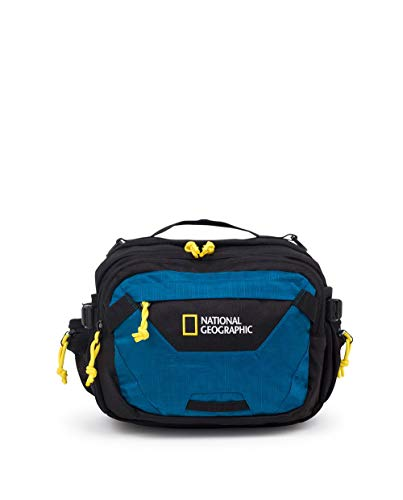 National Geographic Sac Banane Destination Bleu