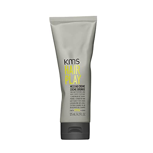 KMS HAIRPLAY Messing Crème, 4.2 oz