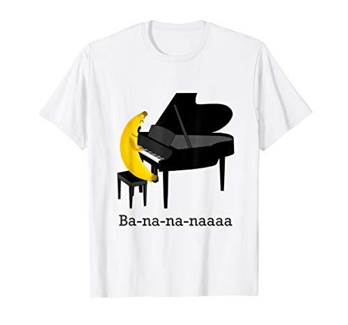 Banane I Klavier I Musik I Beethoven I T-Shirt