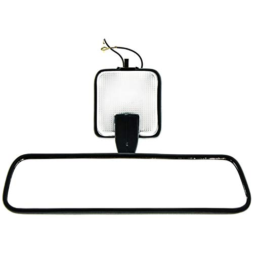 Make Auto Parts Manufacturing Interior Inner Mirror Rear View with Light For Toyota 4Runner  New York