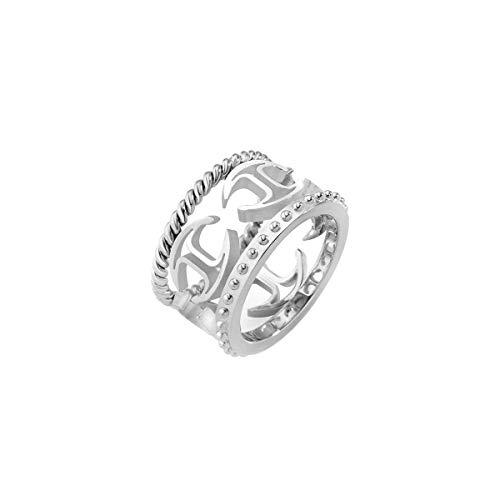 Just Cavalli Damen-Ring Just Cavalli SCAGE06014 (17.19 mm)