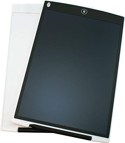 LCD-Schreib-Tablets (8,5 Zoll / 25,4 cm / 12 Zoll) (Rot, Blau, Grün, Weiß, Schwarz) 12 inch weiß