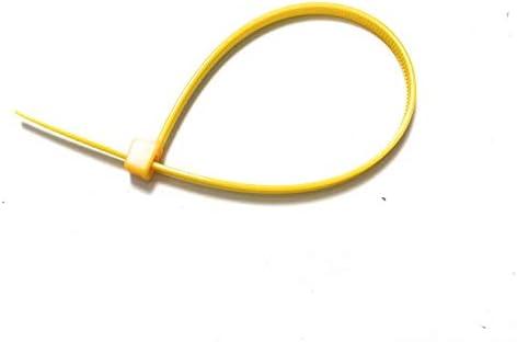 350 mm x 4,8 mm blanco Bridas de nailon de alta calidad Bridas para cables 13,8 cm Premium